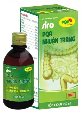 PQA Nhuận Tràng Siro 250ml