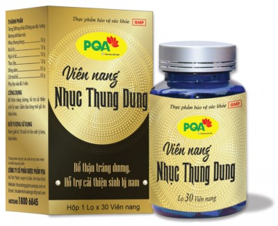 PQA Nhục Thung Dung